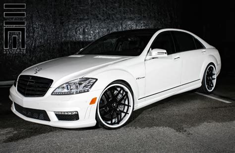 All White Mercedes Benz S Class Pictures To Pin On