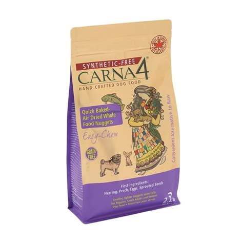carna fish synthetic  dry dog food true carnivores