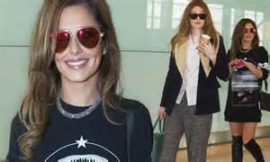 Cheryl Cole and Nicola Roberts miss flight to Amsterdam ...