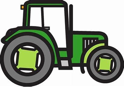 Tractor Clipart Symbol Tractors Cartoon Cliparts Clip