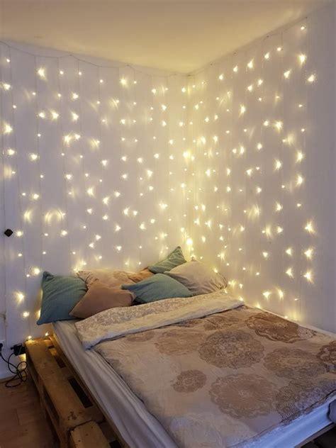 schlafzimmer ideen mit lichterketten grau led lichterkette optika lichterketten deko wohnzimmer avec