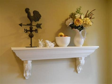 Wall Ledge With Corbels Mantel With Corbels Kitchen Shelf