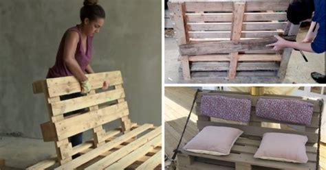 canaper angle 8 tutos vidéos pour fabriquer un canapé en palette