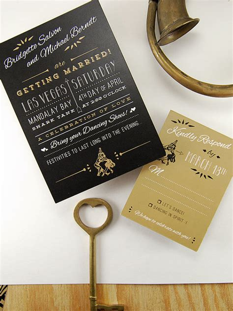 gatsby wedding invitations post by elvira decuir the great gatsby inspired wedding this week 39 s etsy thursday post is