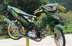 Modifikasi Motor Jupiter Z 2011