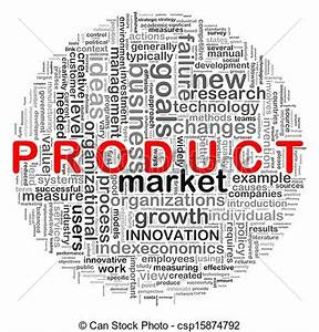 Stock Illustration of Circular design product word tags ...