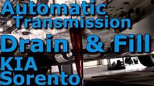 Automatic Transmission Fluid Atf Drain  U0026 Fill Complete Hd