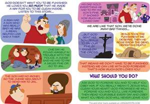 Christian Gospel Tracts for Kids
