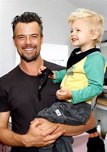 Au Fun! from Josh Duhamel and Axl's Cutest Father/Son ...