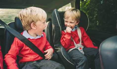 Almost 20,000 Drivers Found With Wrong Car Seat For