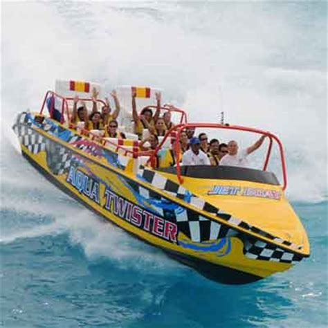 Speed Boat Tours by Speed Boat Tour In Cancun Wonderous World