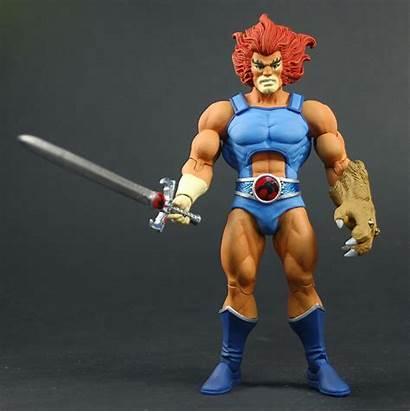 Lion Thundercats Figure Mattel Classics Thundercat Liono