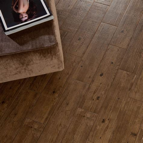 Arteak Wengue Wood Effect Tiles   Porcelain Superstore
