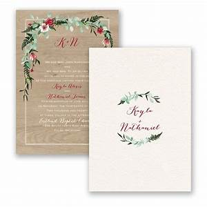142 best burgundy wedding images on pinterest bridesmaid With red bliss wedding invitations