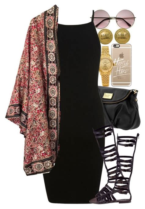 summer dress polyvore combos   summer  style