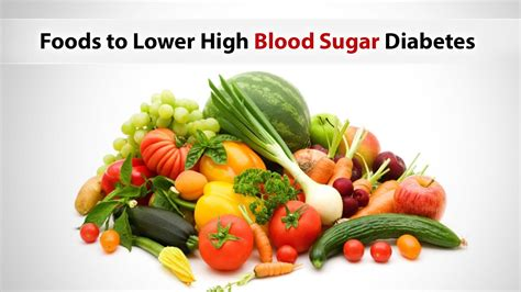 foods   high blood sugar diabetes youtube