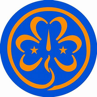 Wagggs Logos Scouting Regions Guides Scouts Association