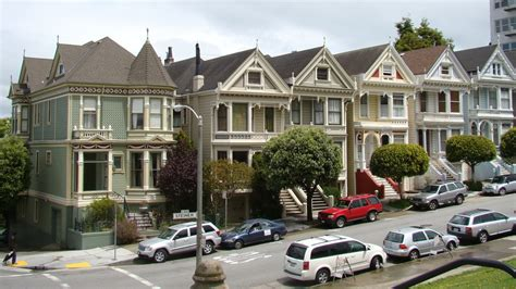 A San Francisco 'painted Lady' Sells For 0k Under