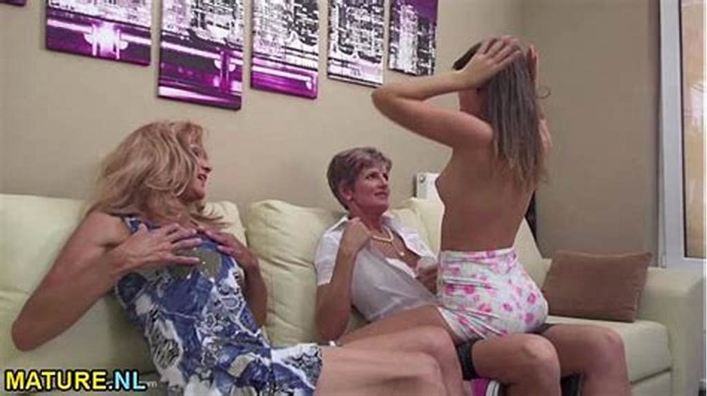 #Dominates #Lesbian #Mature #Pussy #Young