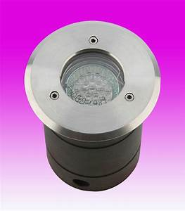 Dia Stock Chart Stainless Steel Walkover Drive Over Uplighter Ip67