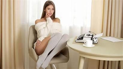 Socks Knee Sweater Ftopx Hyza Ani Avery