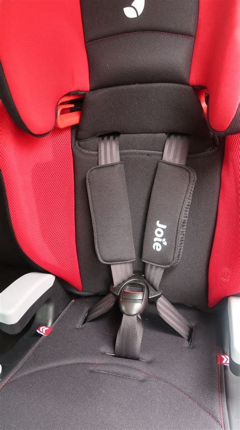 joie elevate car seat review  mummy bubble