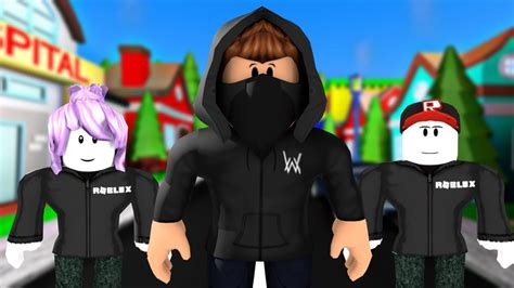 roblox alan walker robux play noob sad story games code spectre should playing game