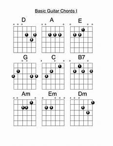 guitar and piano chord diagrams printable diagram With guitar diagram