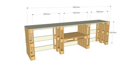 mobilier canap plan bar en palette de bois mzaol com