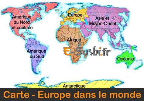 Carte Du Monde Facile by Carte Europe G 233 Ographie Des Pays Arts Et Voyages