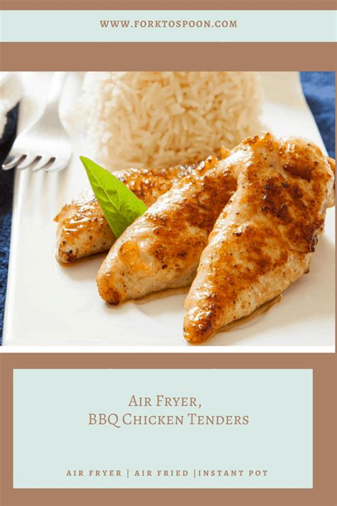 air fryer bbq chicken tenders forget don