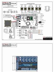 Azteeg X3 Wiring Diagram
