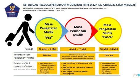 Maybe you would like to learn more about one of these? Celah Mudik Semakin Sempit, Cek Adendum SE Peniadaan Mudik Berlaku 22 April Hingga 24 Mei 2021 ...
