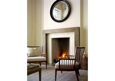 jackson hole barbara barry fireplaces mantels