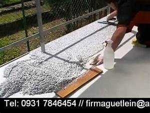 Balkonsanierung Selbst Gemacht : steinteppich selber machen steinteppich preis verlegen ~ Lizthompson.info Haus und Dekorationen