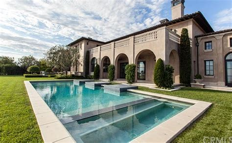dubrow house terry dubrow s former newport coast mansion re
