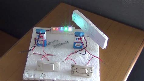 science projects  class  students  simple circuit