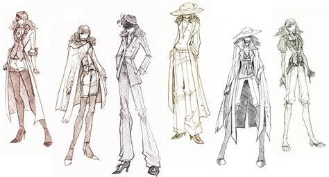 fashion design sketches south river high school