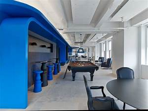 LinkedIn NYC offices by IA Interior Architects include a ...