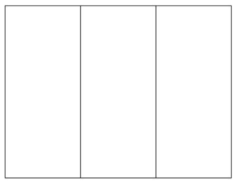 blank brochure templates qualads