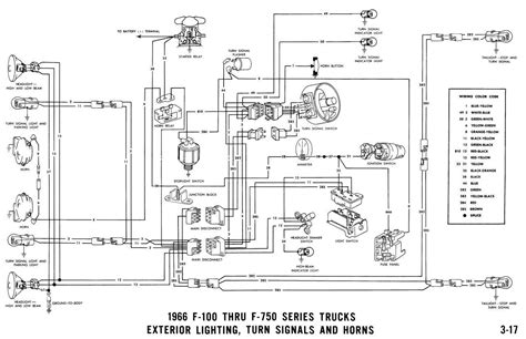 1956 Ford F100 Brake Wiring by 1966 F100 Light Wiring Issue Ford Truck Enthusiasts