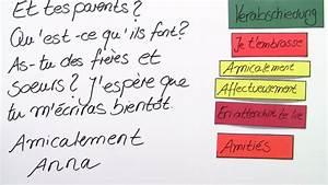 Ich Möchte Französisch : wie schreibe ich einen brief an meinen austauschpartner franz sisch online lernen ~ Eleganceandgraceweddings.com Haus und Dekorationen