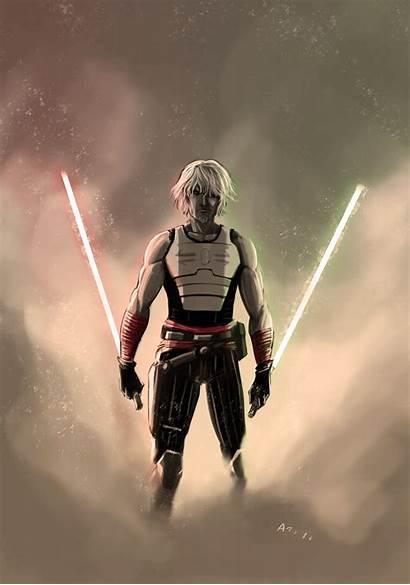 Wars Skywalker Cade Characters Empire Legacy Hunter