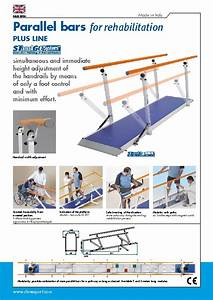 REHABILITATION STAIRCASES AND RAMPS FOR PHYSICAL THERAPY