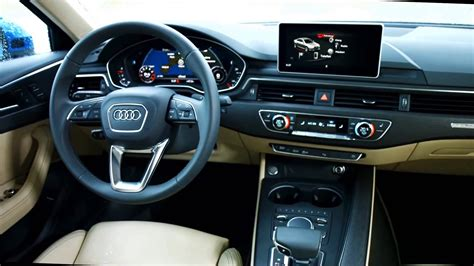 2016 audi a4 interieur design automototv