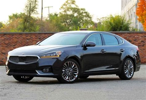 2019 kia cadenza kia cadenza 2019 overview and price techweirdo