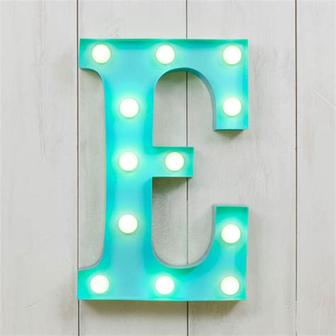 living room lights e vegas metal 11 quot mini led letter lights marquee letters
