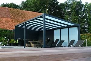 Terrassenuberdachung freistehend aus aluminium for Alu terrassenüberdachung freistehend