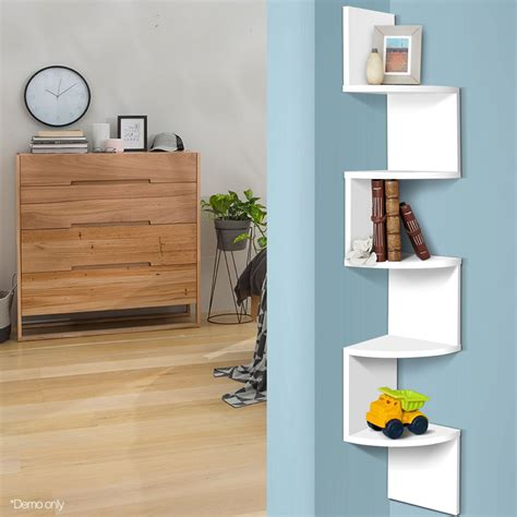 Space Saving 5 Tier Corner Wall Shelf  The Storage Queen. Rustic Kitchen. Kitchen Island Dining Table. Equitable Property Management. Garden Tub Decor Ideas. Indoor Garage Door. Pencil Edge Granite. Duvet Cover Definition. Coffee Table With Casters