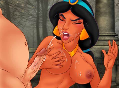 Trash Aunty Unleashes Her Sensual Side free hentai disney jasmine pic